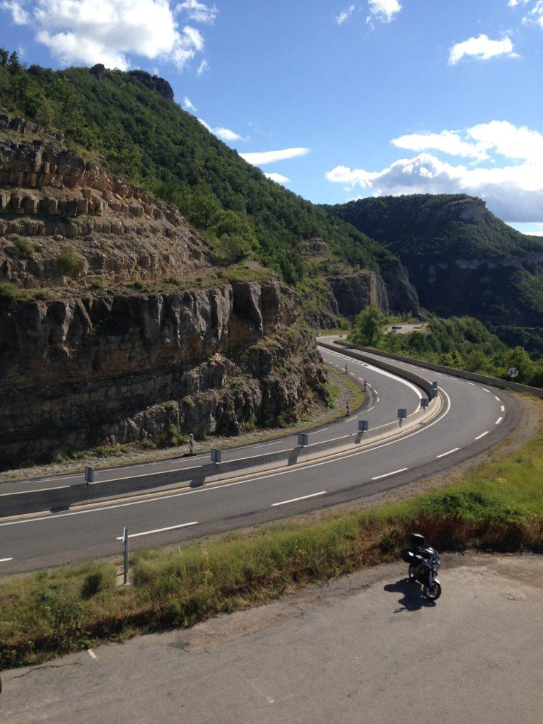 Rutas en moto por Barcelona 7