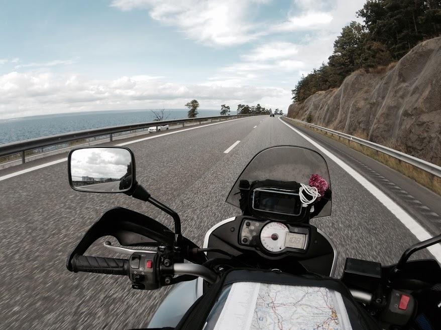 Rutas con moto por Europa 1
