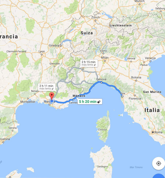Rutas con moto por Europa 4