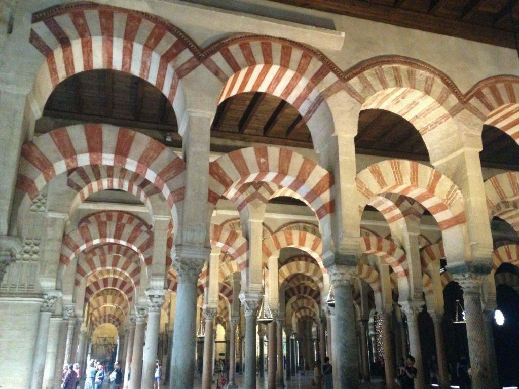 Mezquita de Córdoba, parada obligatoria en tu ruta.