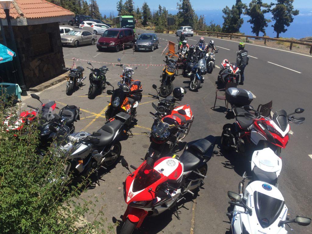 Las mejores rutas con moto por Tenerife, según los tinerfeños 1