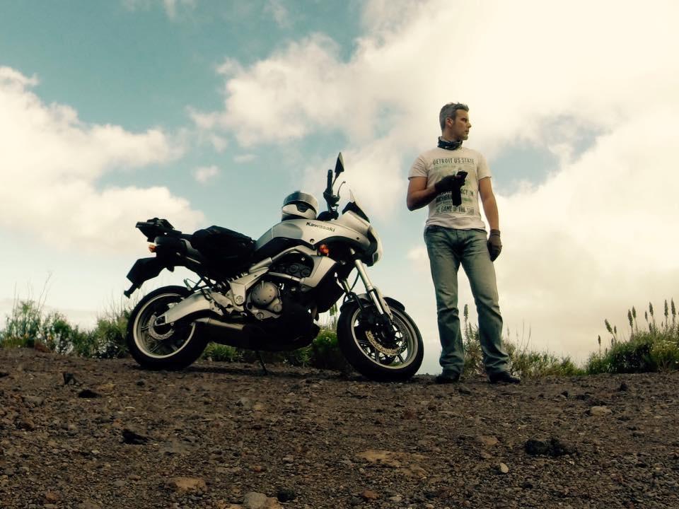 Rutas con moto. Guías y experiencias de vueltas y viajes 1